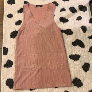 Never worn blush dress